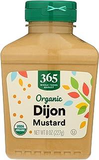 365 by Whole Foods Market, Organic Mustard, Dijon, 8 Ounce