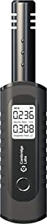 Cambridge Labs Rechargeable EMF Meter, Radiation Detector, Electromagnetic Field Tester, Smart Counter, Great Reader for The Home, Office Or Ghost Hunting, Handheld Digital Sensor, Black