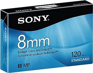 Sony Single 120-min 8mm Tape