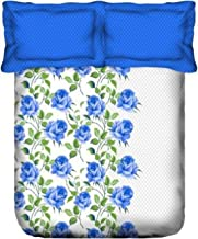 Portico Queen Size  Cotton Print Pattern  Multi Color - Bedding Sets