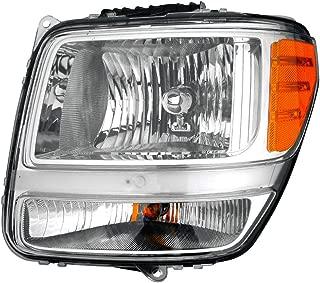 2007 dodge nitro headlight replacement