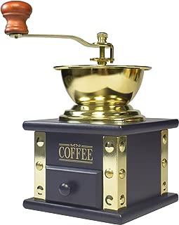 Bisetti 61940 Arpeggio Coffee Grinder, Blue