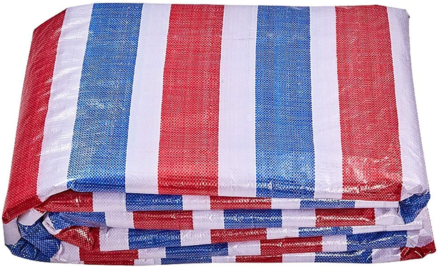 Kineede color Strip Tarp Rainproof Outdoor Sunscreen Thicken Oilcloth TruckSpecific Insulated Plastic Sheeting