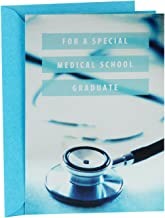 Hallmark Medical School Graduation Card (Doctors Make a Difference)