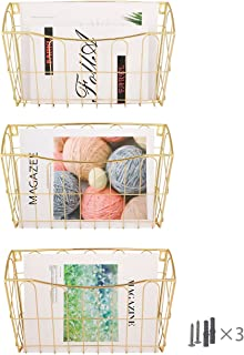 Best gold wall file organizer Reviews