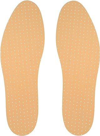 Plantillas Ortopédicas Doble Acolchadas para El Dolor De Talón - 1 Par - Talla para Hombres