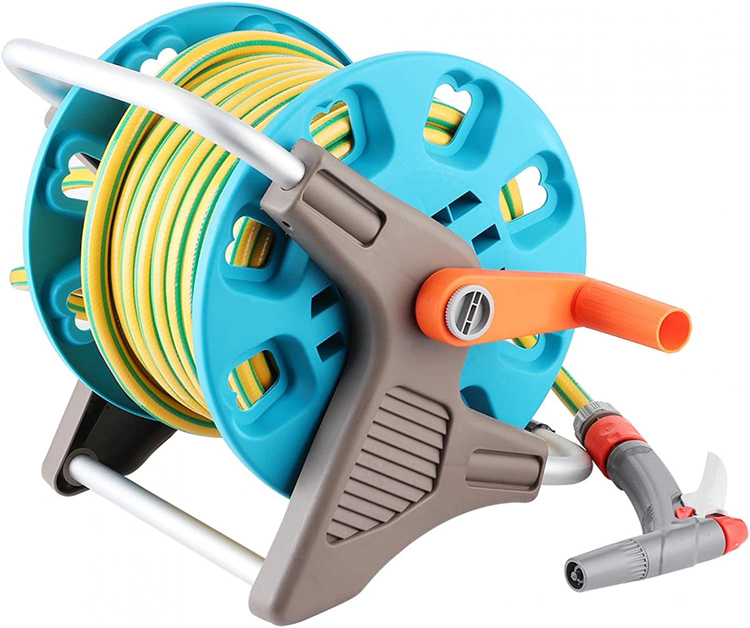 Garden Supplies Water Time sale Hose Sprayer Expandable Reel Nippon regular agency Durable