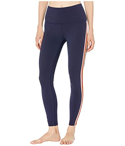 Lorna Jane Inspire Core Full-Length Leggings (French Navy) Women
