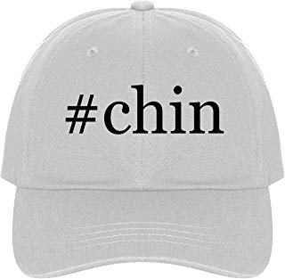 The Town Butler #Chin - A Nice Comfortable Adjustable Hashtag Dad Hat Cap