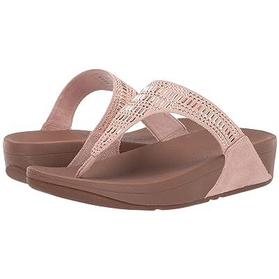 FitFlop Incastone Toe Thong Sandal (Nude) Women
