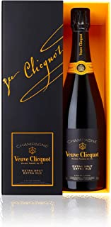 Champagner Veuve Clicquot Extra Brut Extra Old in Geschenkpackung