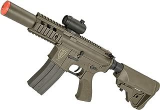 Evike Elite Force CQC GEN7 Competition M4 Airsoft AEG Rifle (Color: Flat Dark Earth)