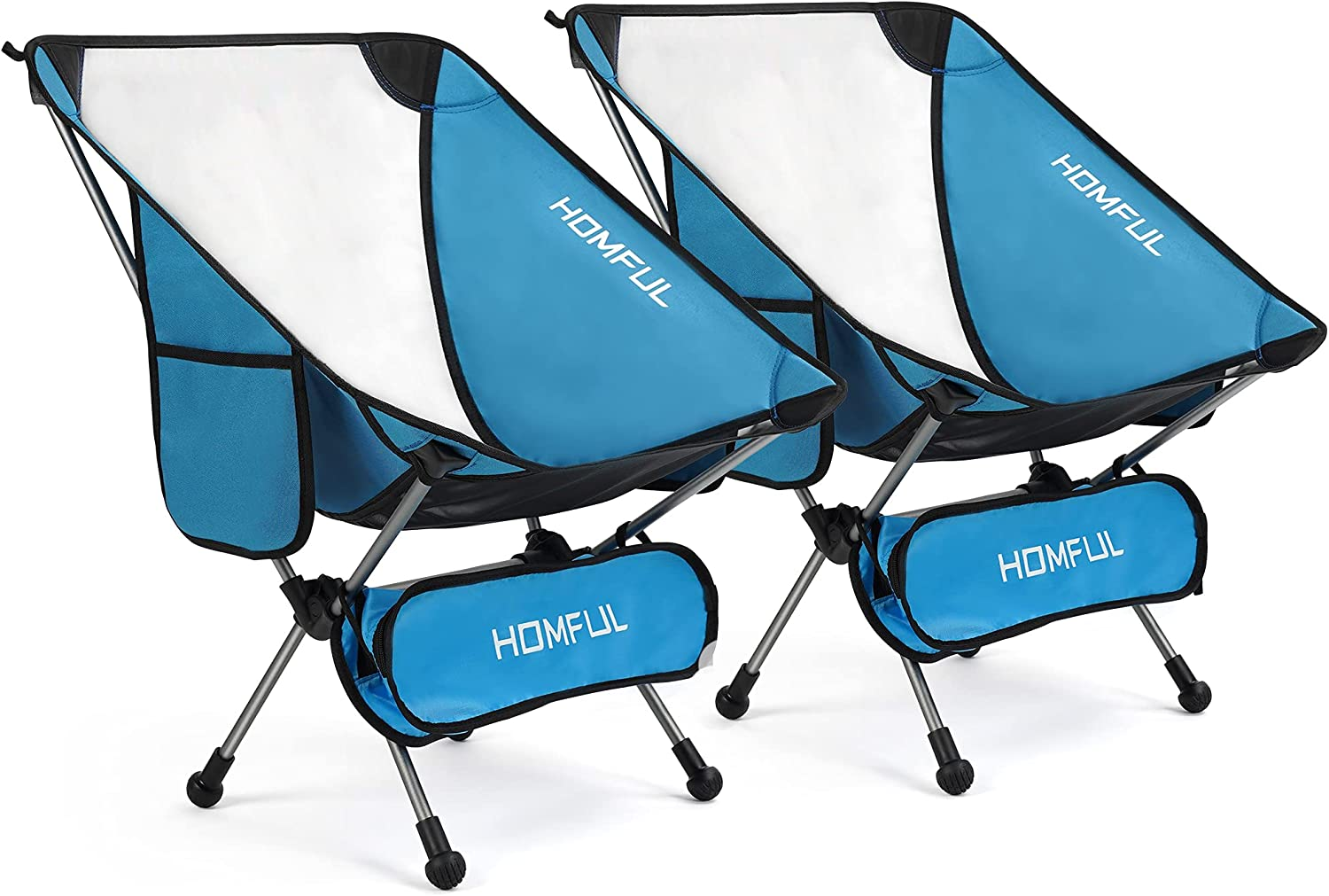 HOMFUL Ranking TOP15 Camping Chair Spasm price Ultralight Backpacking Portable with Chairs