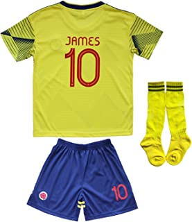 james rodriguez colombia jersey youth