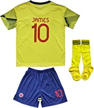 james rodriguez youth jersey