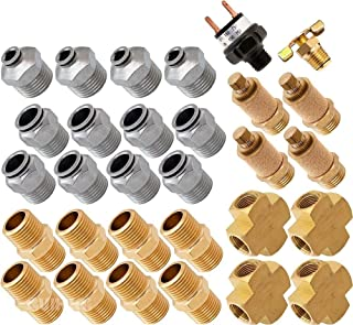 Vixen Air Set of Fittings for Eight 1/2
