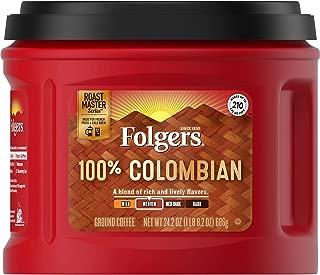 Best folgers 100 colombian Reviews