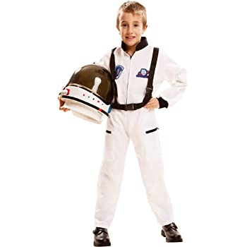 My Other Me Me-202084 Disfraz de astronauta, color blanco, 7-9 ...