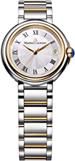 Maurice Lacroix - Fiaba Round FA1004-PVP13-110 Reloj de Pulsera para mujeres muy elegante