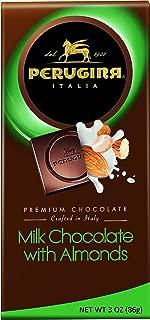 Perugina Milk Almonds Bar, 3 Ounce (Pack of 12)