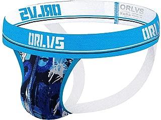 Newsywell Mens Sports Jockstrap Low Rise Pouch Bikini Briefs Underwear