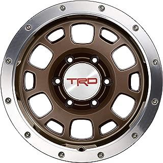 Toyota 4Runner Tacoma FJ Cruiser TRD Off Road Bronze Beadlock Style Alloy Wheels OEM (1)