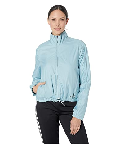 adidas Outdoor Light Insulated Jacket (Ash Grey) Women