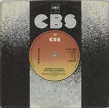 george jackson /acoustic 45 rpm single