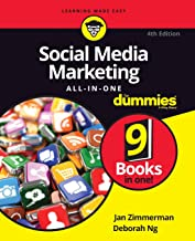 Social Media Marketing All-in-One For Dummies, 4th Edition (For Dummies (Business & Personal Finance))