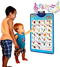 children's learning wall charts