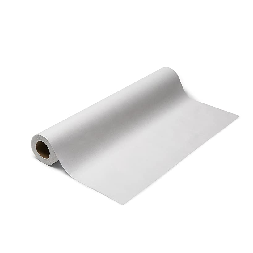Medline Medical Exam Table Paper, Crepe Table Paper, 20 inches x 125 feet, Case of 12 Rolls
