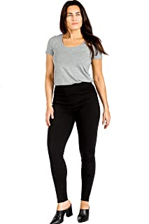 Intro Double Knit Seam Front Stretch Legging