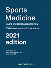 Sports Medicine: Board and Certification Review