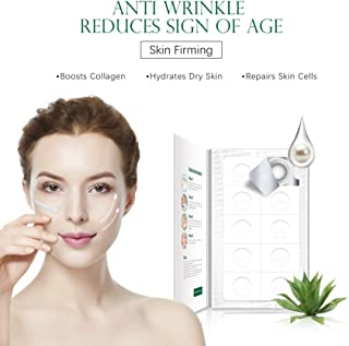STQANON Facial Essence Anti-wrinkle Totale Firming Repairing Collagen Solid Cream Moisturizing Pore Refining Facial Essence for Woman 10PCS/Box