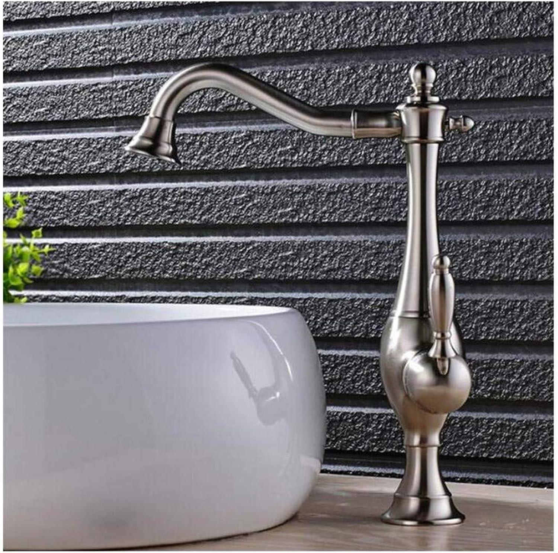 Kitchen Bath Basin Sink Bathroom Taps Washbasin Mixer Basin Faucet Single Handle Ctzl1917