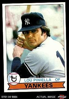 Best lou piniella yankees baseball card Reviews