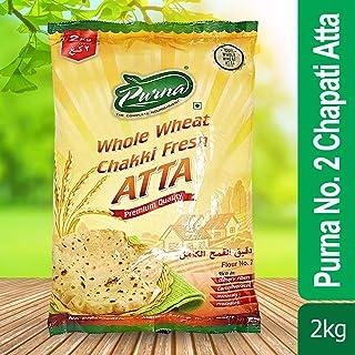 Purna No. 2 Chapati Atta - 2 kg