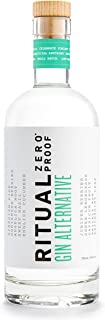 RITUAL ZERO PROOF Gin Alternative | Award-Winning Non-Alcoholic Spirit | 25.4 Fl Oz (750ml) | Zero Calories | Keto, Paleo...