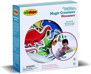 Edushape Magic Creations Bath Play Set, Dinosaurs