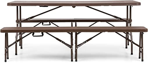 Amazon.es: estructura mesa acero