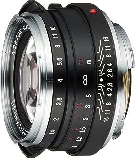 VoightLander 単焦点レンズ NOKTON classic 40mm F1.4 131507