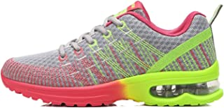 Donna Scarpe da Running Sportive Uomo Corsa Sneakers Ginnast