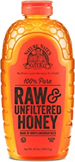 Nature Nate's 100% Pure Raw & Unfiltered Honey (44-oz.)