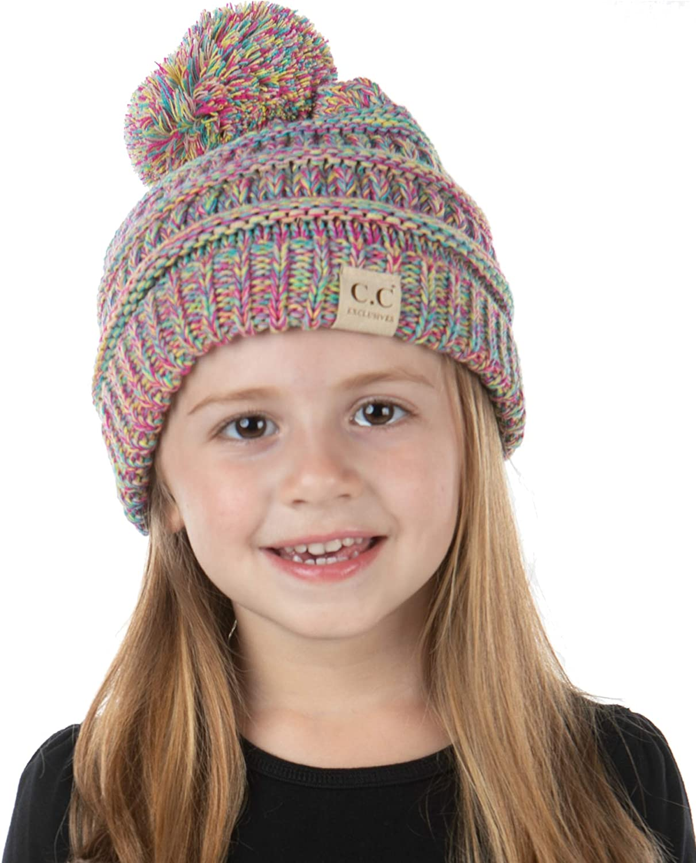 Funky Junque Exclusives Very popular Beanie Child Sk Kids Regular discount Winter Warm Toddler