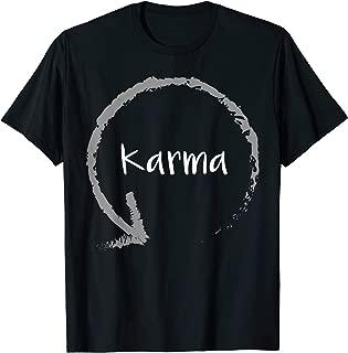 Karma Cycle Circle of Life T-Shirt