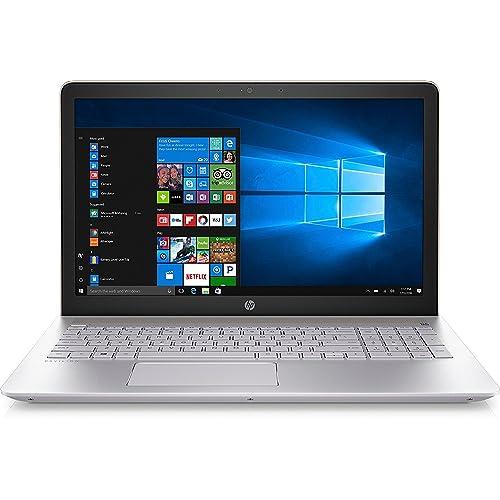 "HP Pavilion 15-cc512ns - Ordenador portátil 15.6"" FHD (Intel Core i5-7200U, 8 GB RAM, 1 TB HDD, NVIDIA GeForce 940MX 2 GB, Windows 10 Home 64), plata - Teclado QWERTY Español"