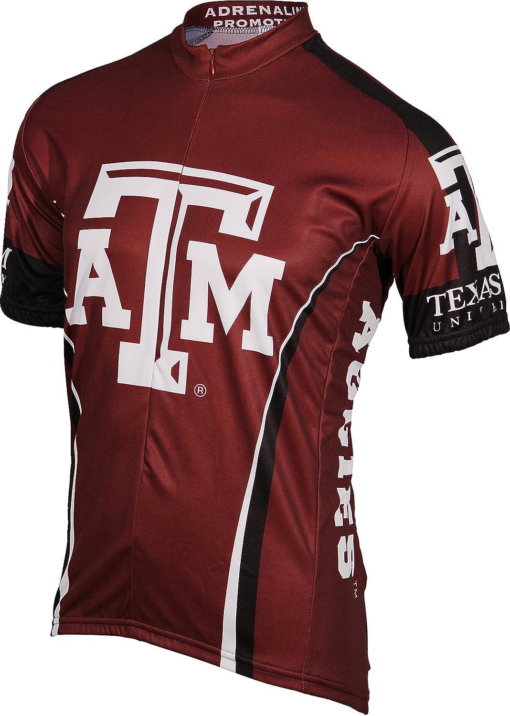NCAA Texas A&M Cycling Jersey,Small