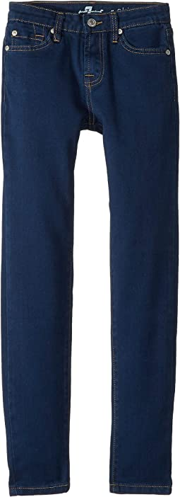 Skinny Jeans in Rinsed Indigo (Big Kids)