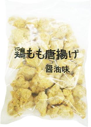 外国産 鶏ももからあげ 醬油味 約30g 1kg×10袋 冷凍品 業務用