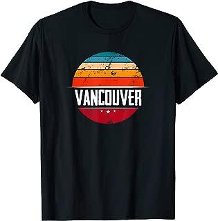 Vintage Vancouver T-Shirt - Canada Souvenir T Shirt